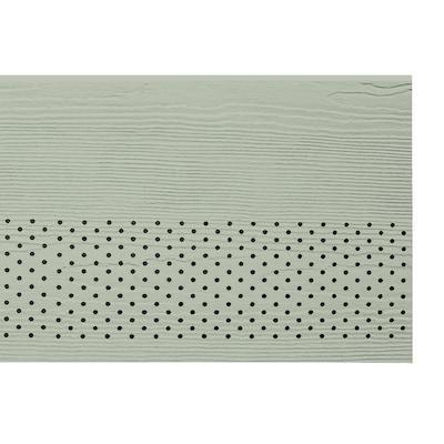 James Hardie 24-in x 96-in HardieSoffit Primed Fiber Cement