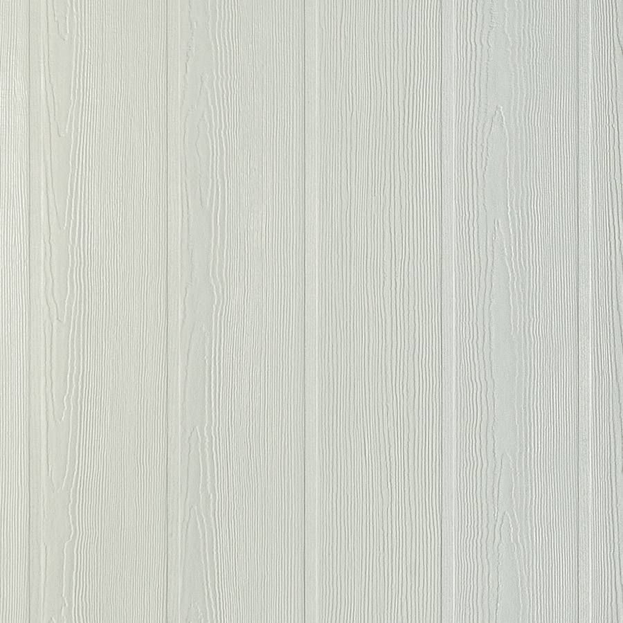 James Hardie (Actual: 0.312-in x 48-in x 108-in) HardiePanel Primed Woodgrain Vertical Fiber Cement Siding Panel