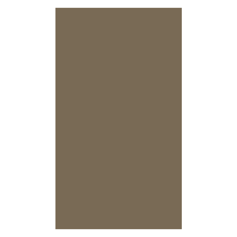 James Hardie (Actual: 0.312-in x 48-in x 120-in) HardiePanel Primed Woodstock Brown Smooth Vertical Fiber Cement Siding Panel
