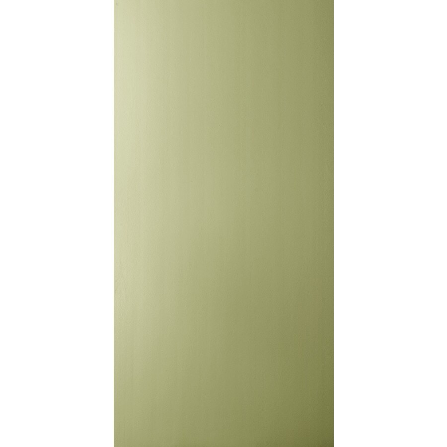 James Hardie (Actual: 0.312-in x 48-in x 120-in) HardiePanel Primed Heathered Moss Smooth Vertical Fiber Cement Siding Panel