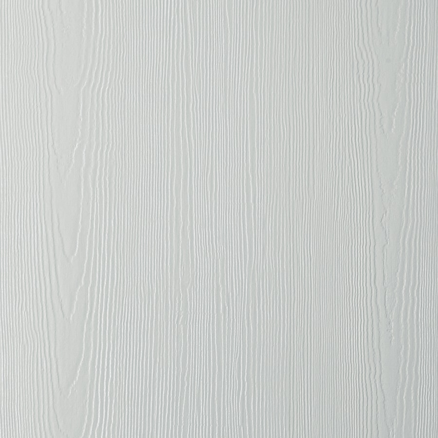James Hardie HardiePanel Primed Light Mist Cedarmill Vertical Fiber Cement Siding Panel (Actual: 0.312-in x 48-in x 96-in)