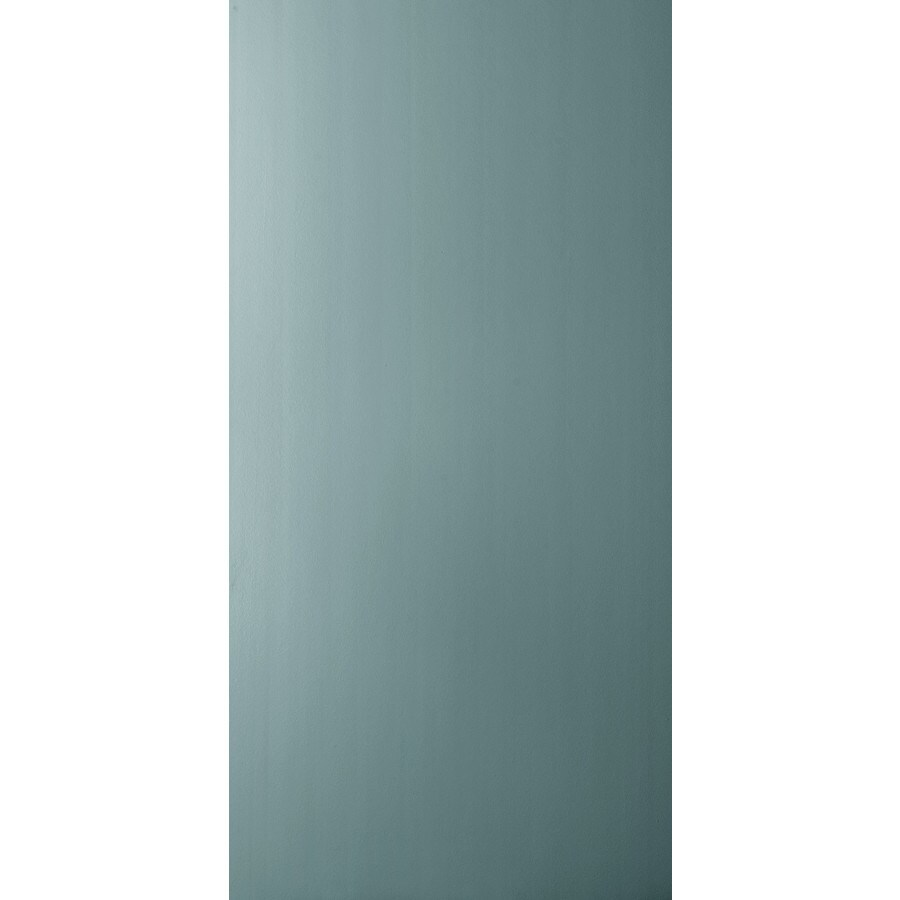 James Hardie HardiePanel Primed Boothbay Blue Smooth Vertical Fiber Cement Siding Panel (Actual: 0.312-in x 48-in x 120-in)