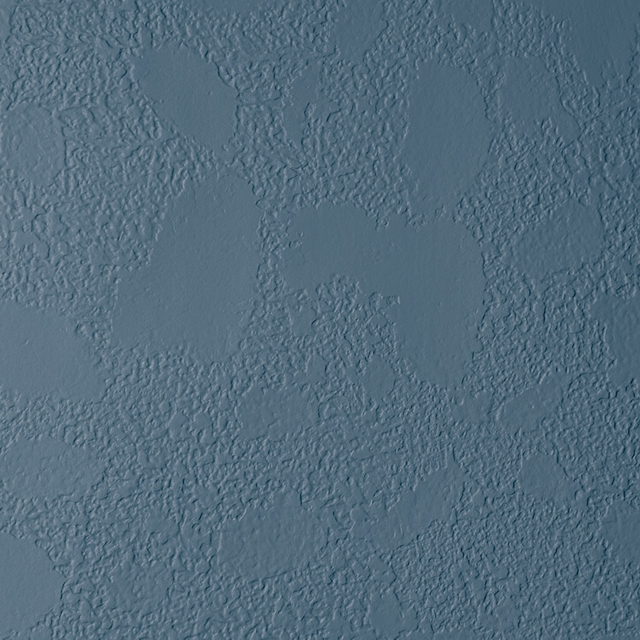 James Hardie (Actual: 0.312-in x 48-in x 96-in) HardiePanel Primed Evening Blue Stucco Vertical Fiber Cement Siding Panel