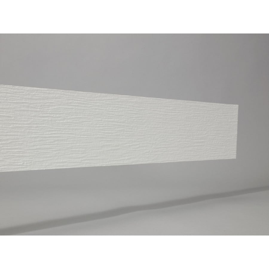 James Hardie HardieTrim 7.25-in x 144-in Primed Woodgrain Fiber Cement Trim