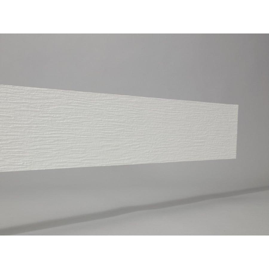 James Hardie 7.2500-in x 144-in HardieTrim Primed Woodgrain Fiber Cement Trim