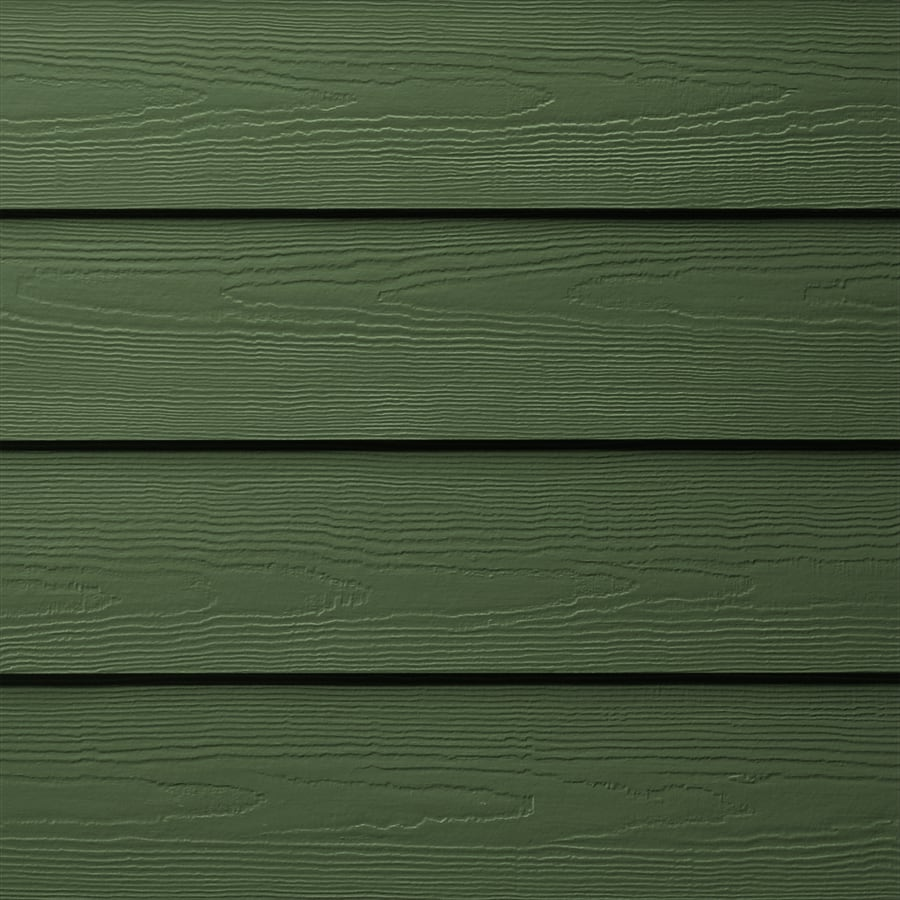 James Hardie HardiePlank Primed Parkside Pine Cedarmill Lap Fiber Cement Siding Panel (Actual: 0.312-in x 5.25-in x 144-in)