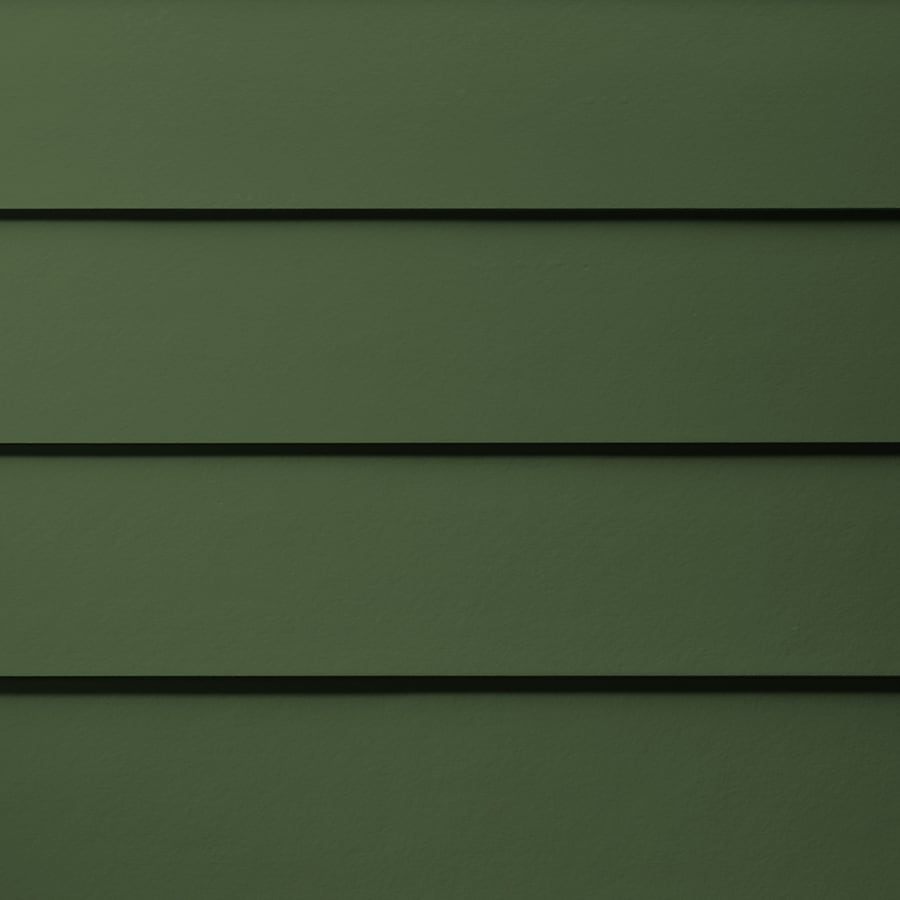 James Hardie (Actual: 0.312-in x 6.25-in x 144-in) HardiePlank Primed Parkside Pine Smooth Lap Fiber Cement Siding Panel