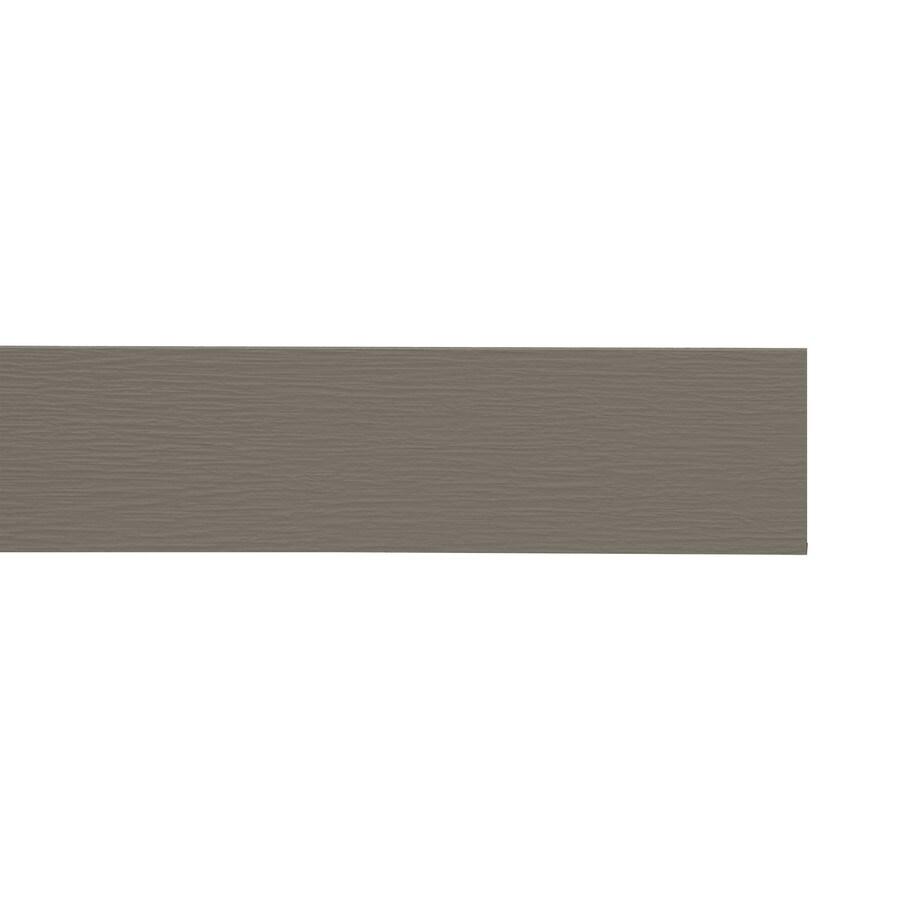 James Hardie 3.5-in x 144-in HardieTrim Primed Timber Bark Woodgrain Fiber Cement Trim