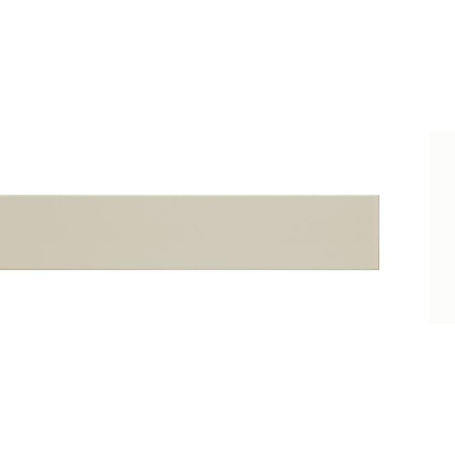 James Hardie 7.25-in x 144-in HardieTrim Primed Cobble Stone Smooth Fiber Cement Trim