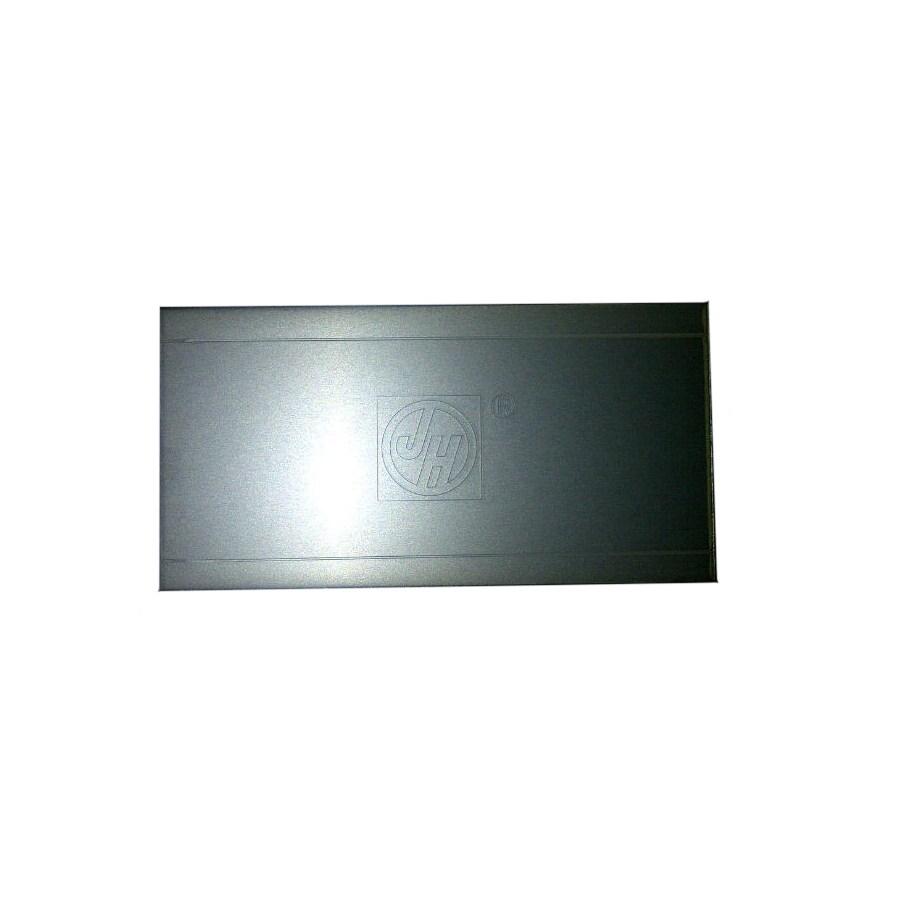James Hardie 1.5-in x 3-in Fiber Cement Trim Corner Tab