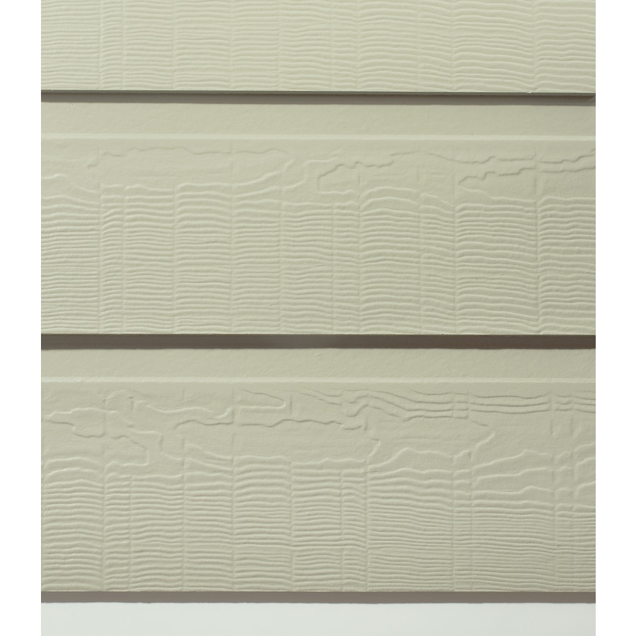 Shop james hardie 8 x 144 woodgrain fiber cement lap for Fiber cement shiplap siding