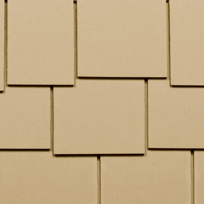 James Hardie 15 25 In X 48 In Hz10 Hardieshingle Staggered Woodgrain Fiber Cement Shingle Panel Siding In The Fiber Cement Siding Department At Lowes Com