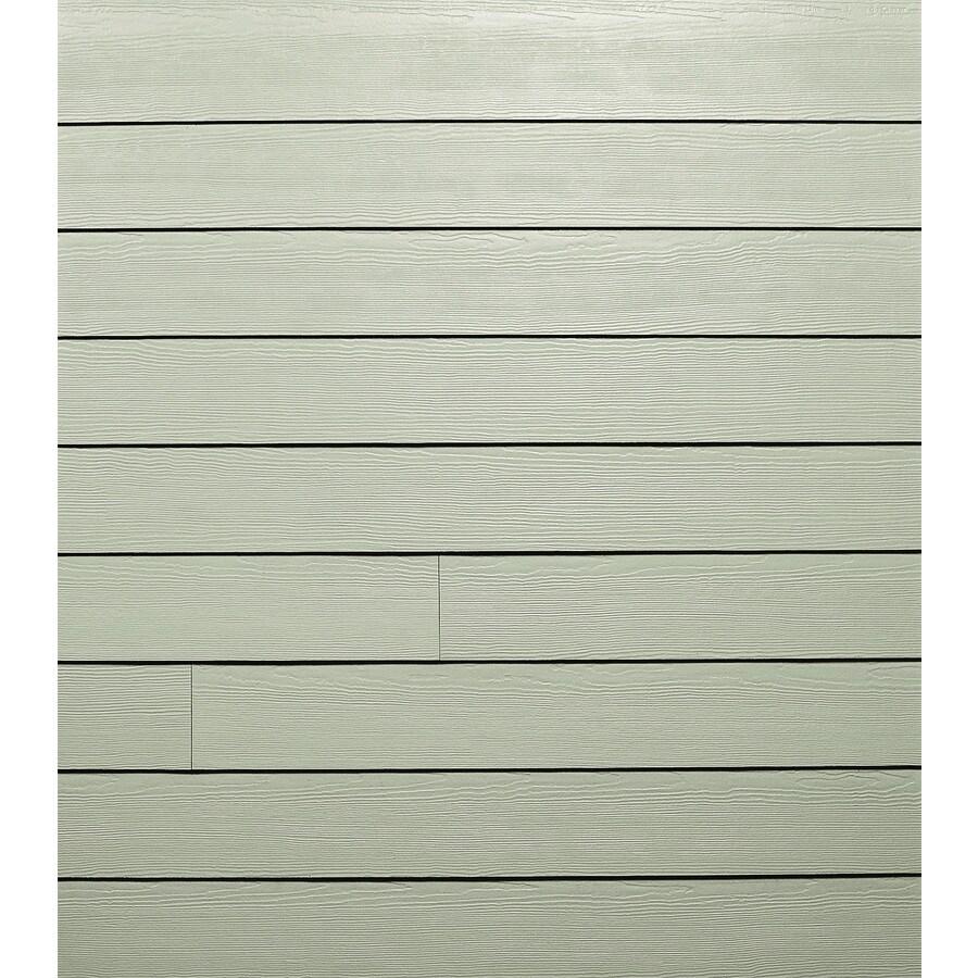 James Hardie HardiePlank Primed Cedarmill Lap Fiber Cement Siding Panel (Actual: 0.312-in x 8.25-in x 144-in)
