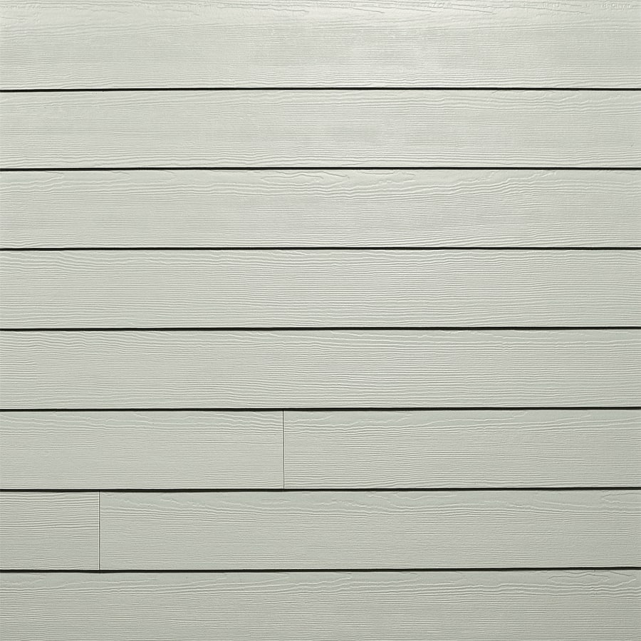 James Hardie (Actual: 0.312-in x 7.25-in x 144-in) HardiePlank Primed Cedarmill Lap Fiber Cement Siding Panel