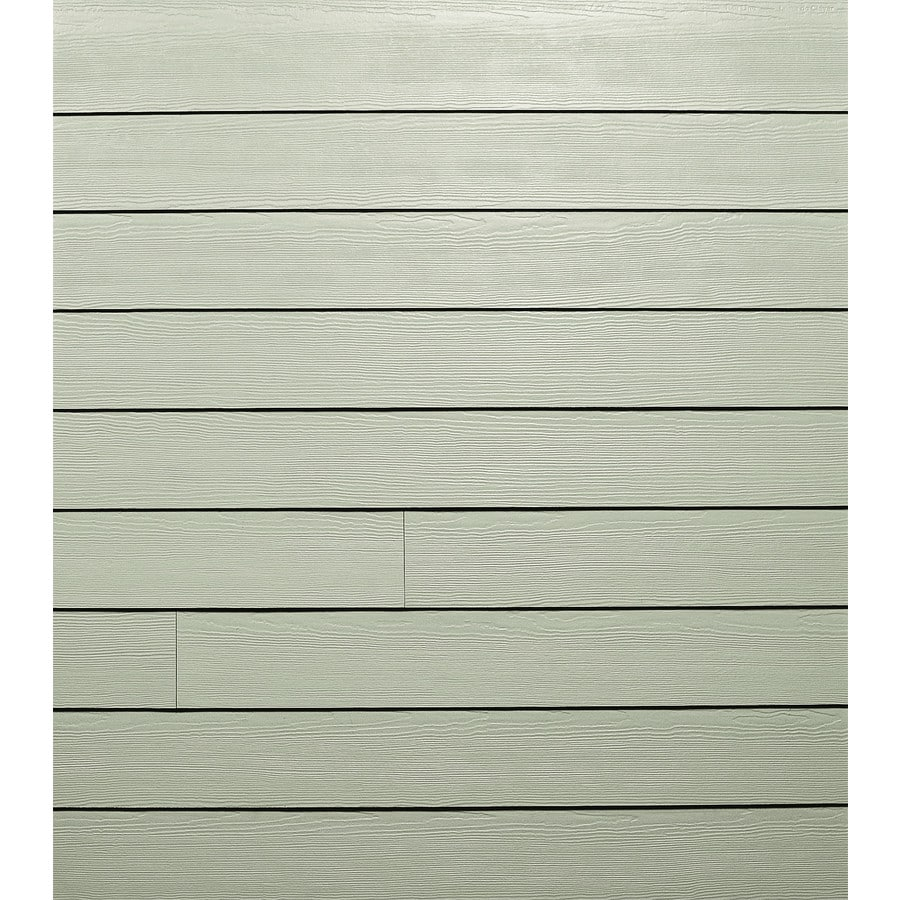 James Hardie HardiePlank Primed Cedarmill Lap Fiber Cement Siding Panel (Actual: 0.312-in x 5.25-in x 144-in)