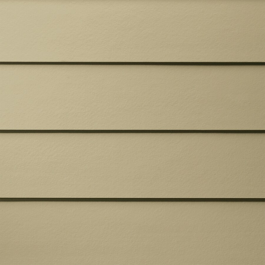 James Hardie HardiePlank Primed Smooth Lap Fiber Cement Siding Panel (Actual: 0.312-in x 5.25-in x 144-in)