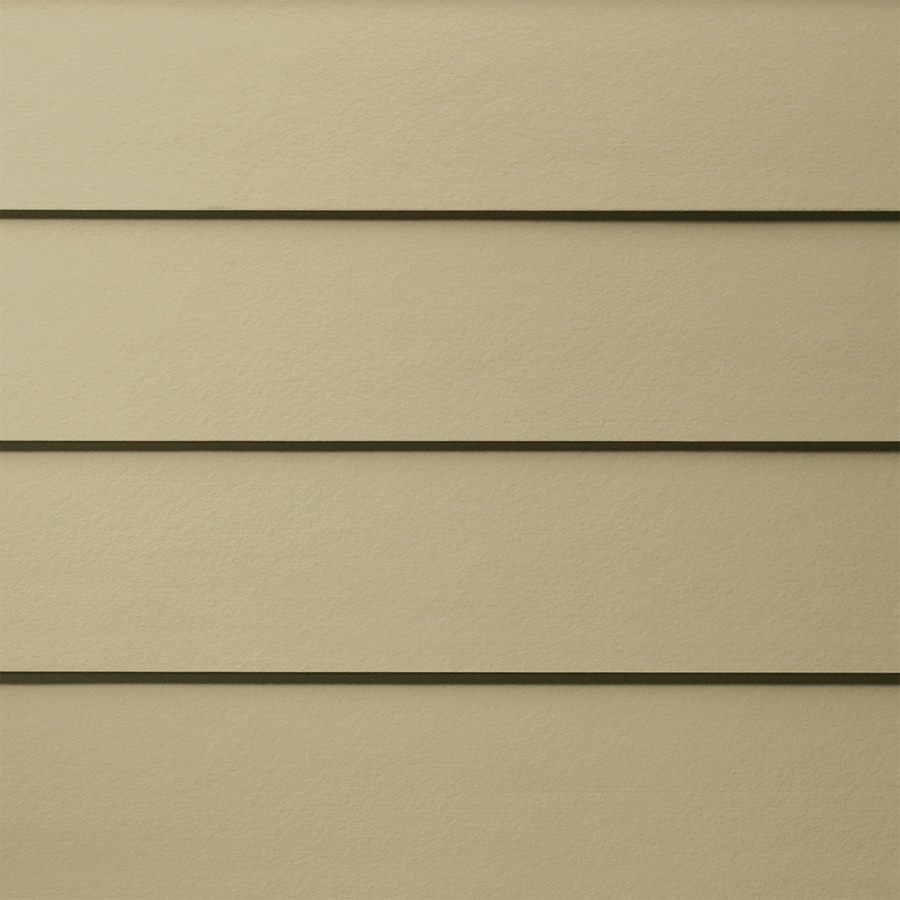Shop james hardie x 144 in hardieplank primed for Wood siding vs hardiplank