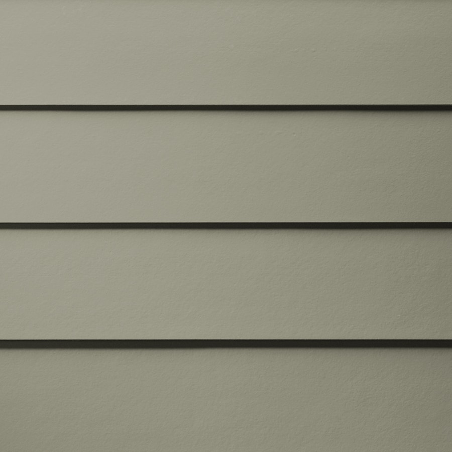 James Hardie HardiePlank Primed Monterey Taupe Smooth Lap Fiber Cement Siding Panel (Actual: 0.312-in x 5.25-in x 144-in)
