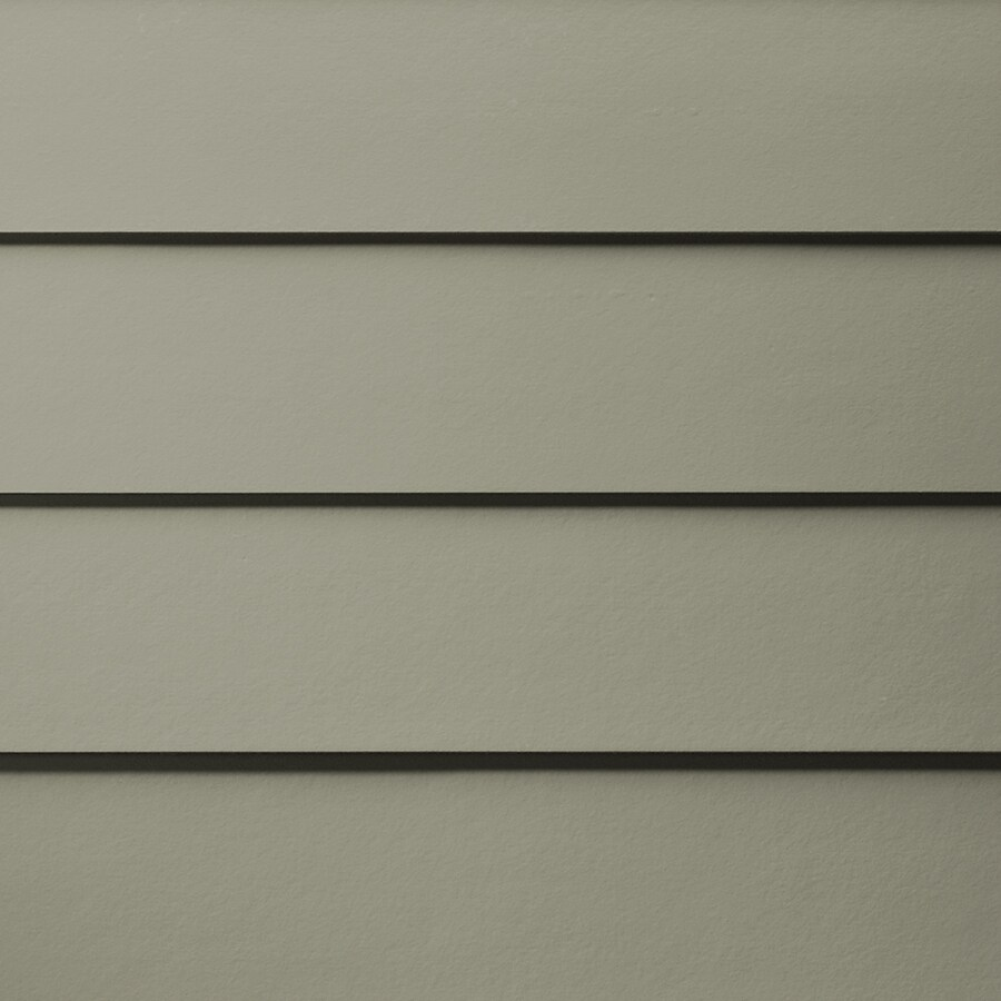 James Hardie HardiePlank Primed Monterey Taupe Smooth Lap Fiber Cement Siding Panel (Actual: 0.312-in x 8.25-in x 144-in)