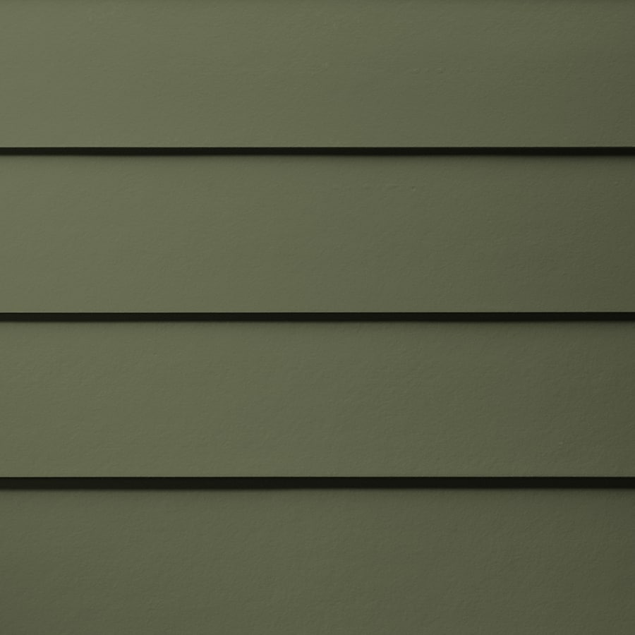 James Hardie HardiePlank Primed Mountain Sage Smooth Lap Fiber Cement Siding Panel (Actual: 0.312-in x 8.25-in x 144-in)