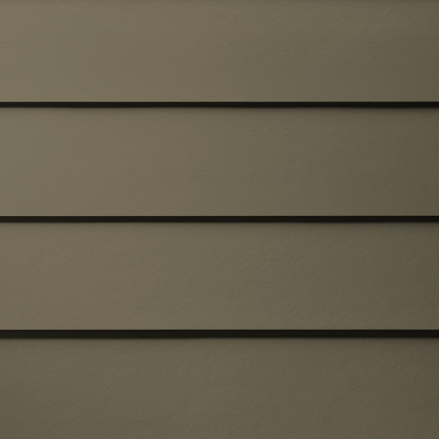 James Hardie HardiePlank Primed Timber Bark Smooth Lap Fiber Cement Siding Panel (Actual: 0.312-in x 7.25-in x 144-in)