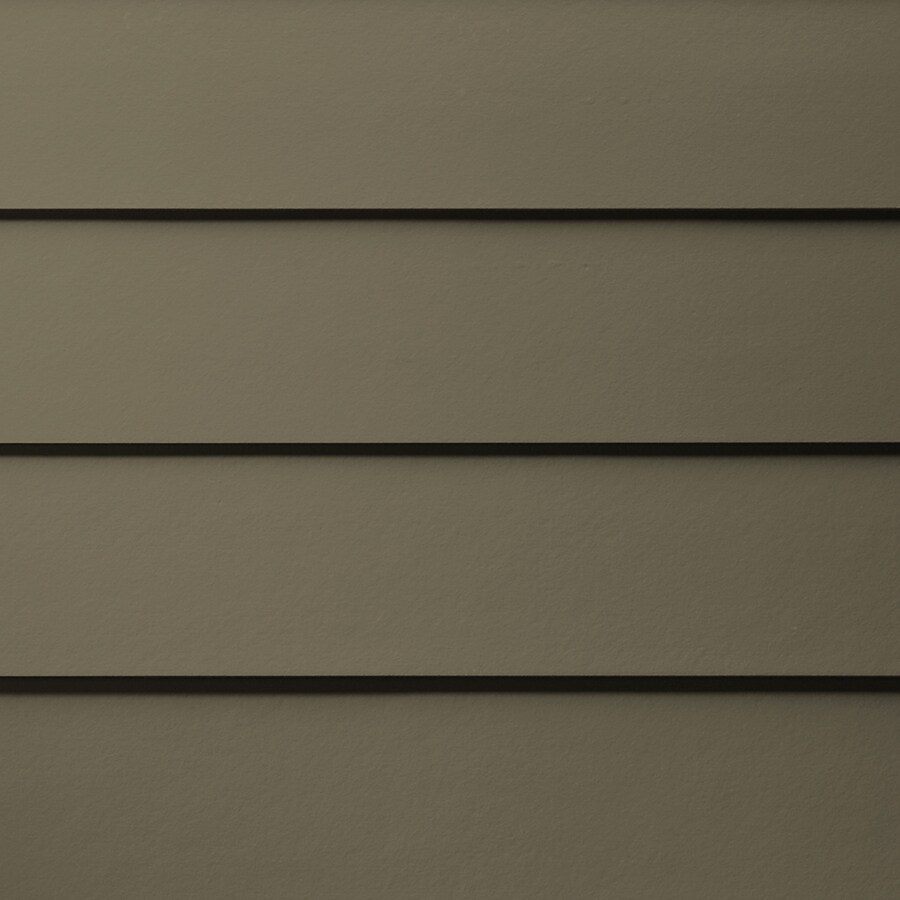 James Hardie HardiePlank Primed Timber Bark Smooth Lap Fiber Cement Siding Panel (Actual: 0.312-in x 6.25-in x 144-in)