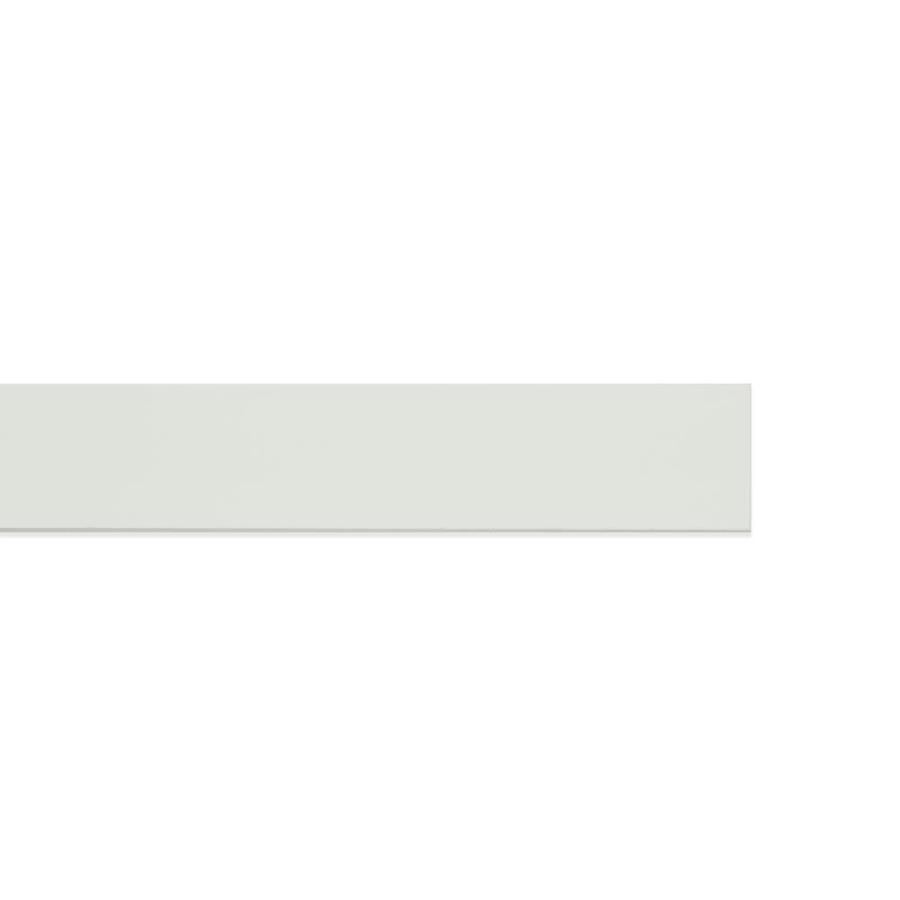 James Hardie 5.5-in x 144-in HardieTrim Primed Arctic White Smooth Fiber Cement Trim