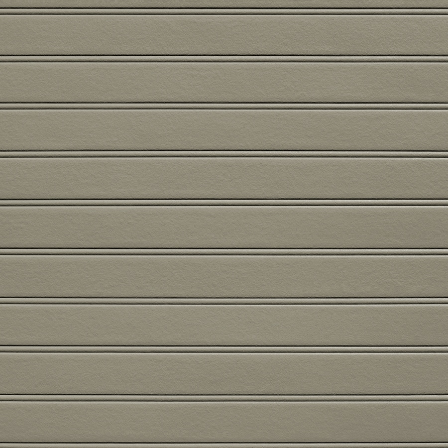 James Hardie 48-in x 96-in HardieSoffit Porch Panel Monterey Taupe Fiber Cement Solid Soffit