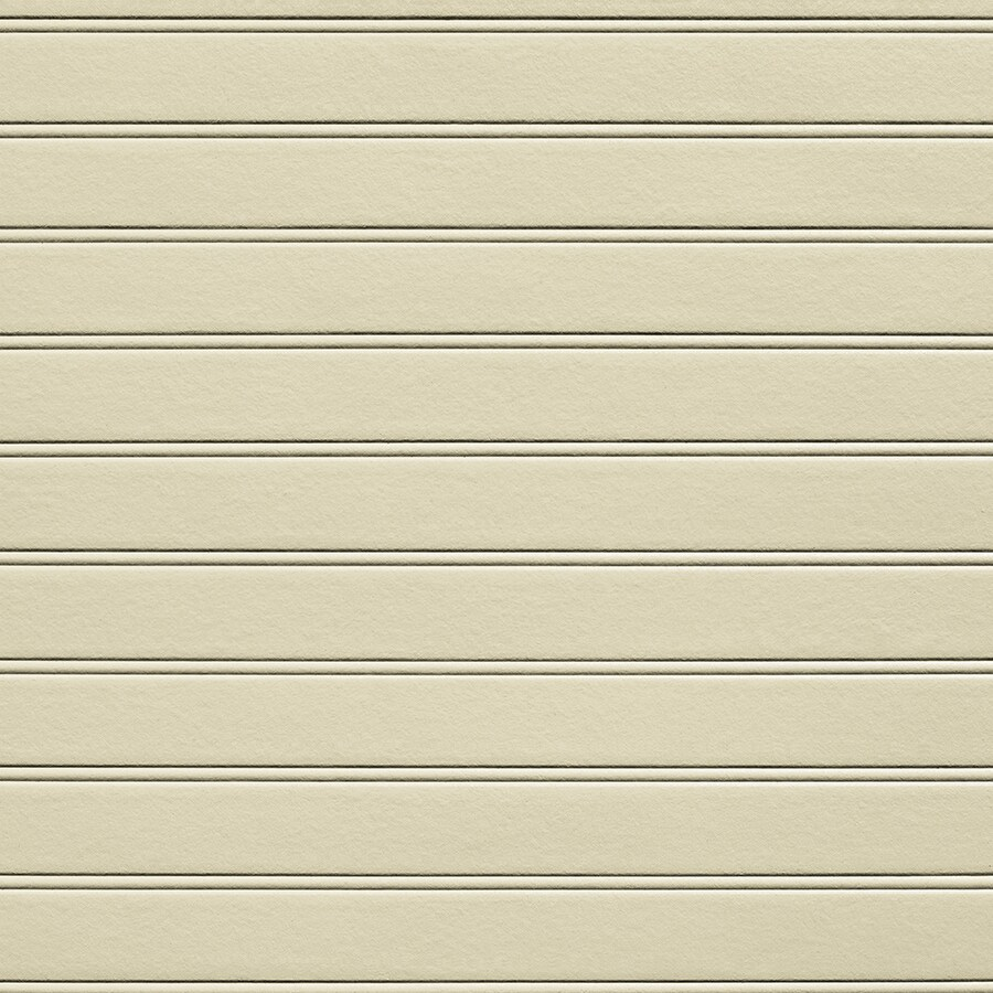 James Hardie HardieSoffit Porch Panel 48-in x 96-in Navajo Beige Fiber Cement Solid Soffit