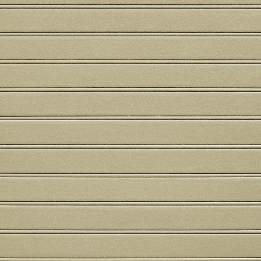 James Hardie 48-in x 96-in HardieSoffit Porch Panel Sandstone Beige Fiber Cement Solid Soffit