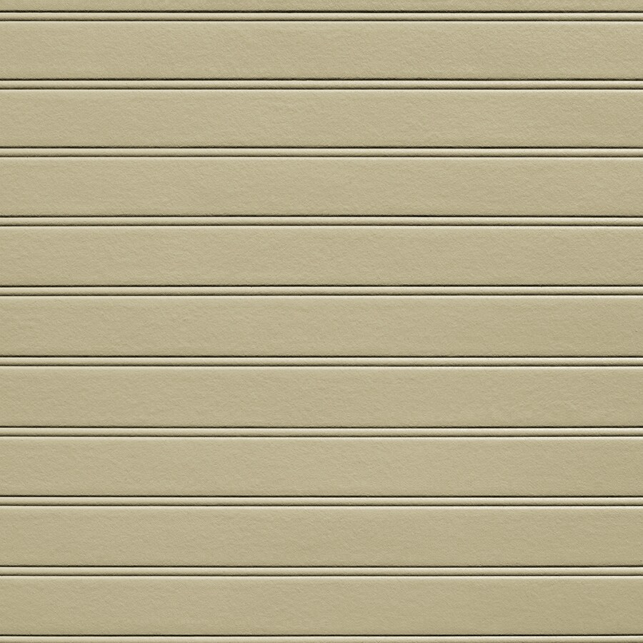 James Hardie HardieSoffit Porch Panel 48-in x 96-in Sandstone Beige Fiber Cement Solid Soffit