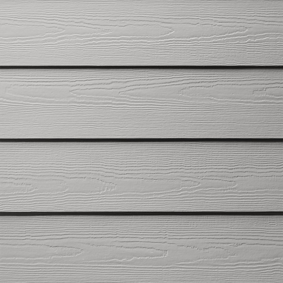 Grey Cement Board : Shop james hardie in hardieplank pearl gray