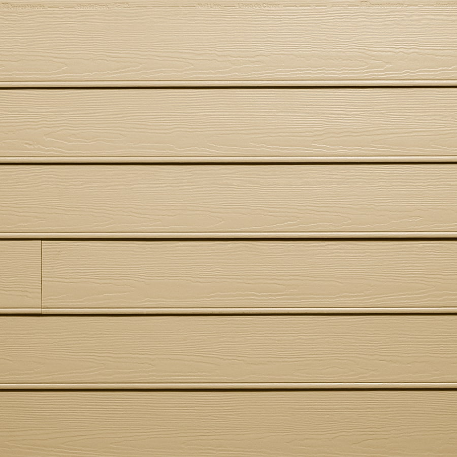 James Hardie HardiePlank Primed Beaded Woodgrain Lap Fiber Cement Siding Panel (Actual: 0.312-in x 8.25-in x 144-in)