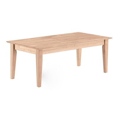 Natural Wood Coffee Table At Lowes