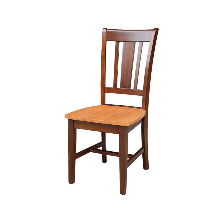 International Concepts Set Of 2 San Remo Casual Side Chairs