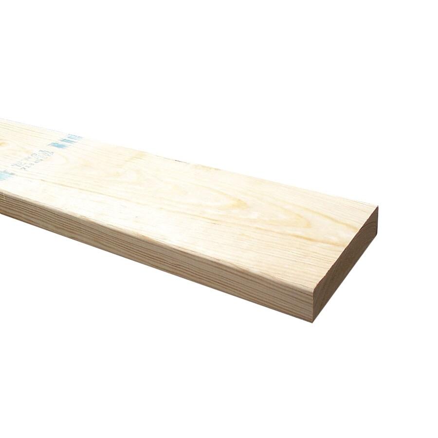 (Common: 2-in x 8-in x 18-ft; Actual: 1.5-in x 7.25-in x 18-ft) Lumber
