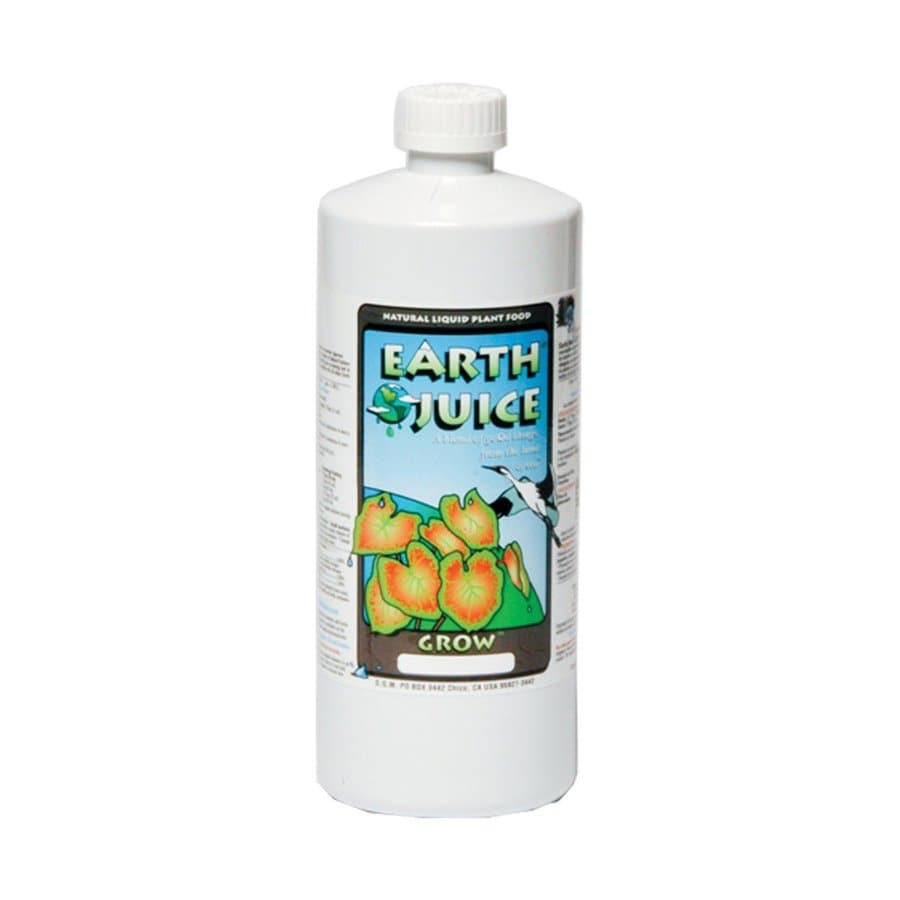 Earth Juice Earth Juice 32 fl oz Indoor Plant Food