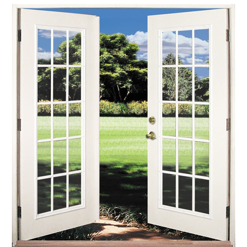Shop reliabilt 6 39 reliabilt french patio door wind code for Outswing french doors