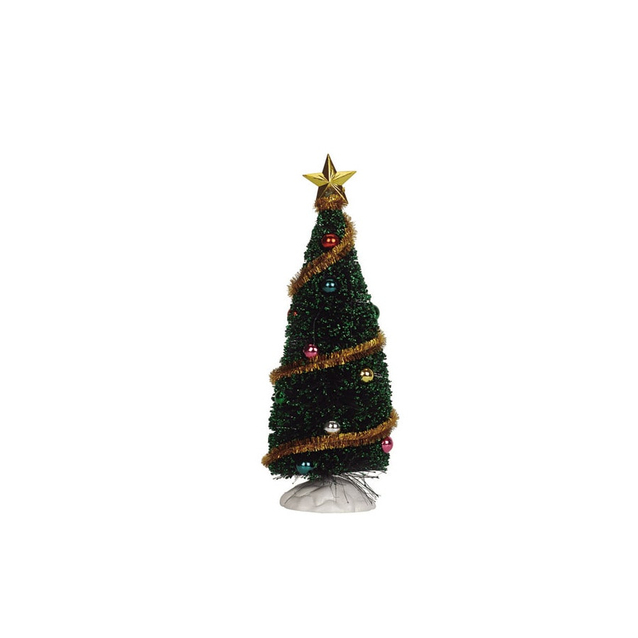 Carole Towne Christmas Plastic Sparkling Tree
