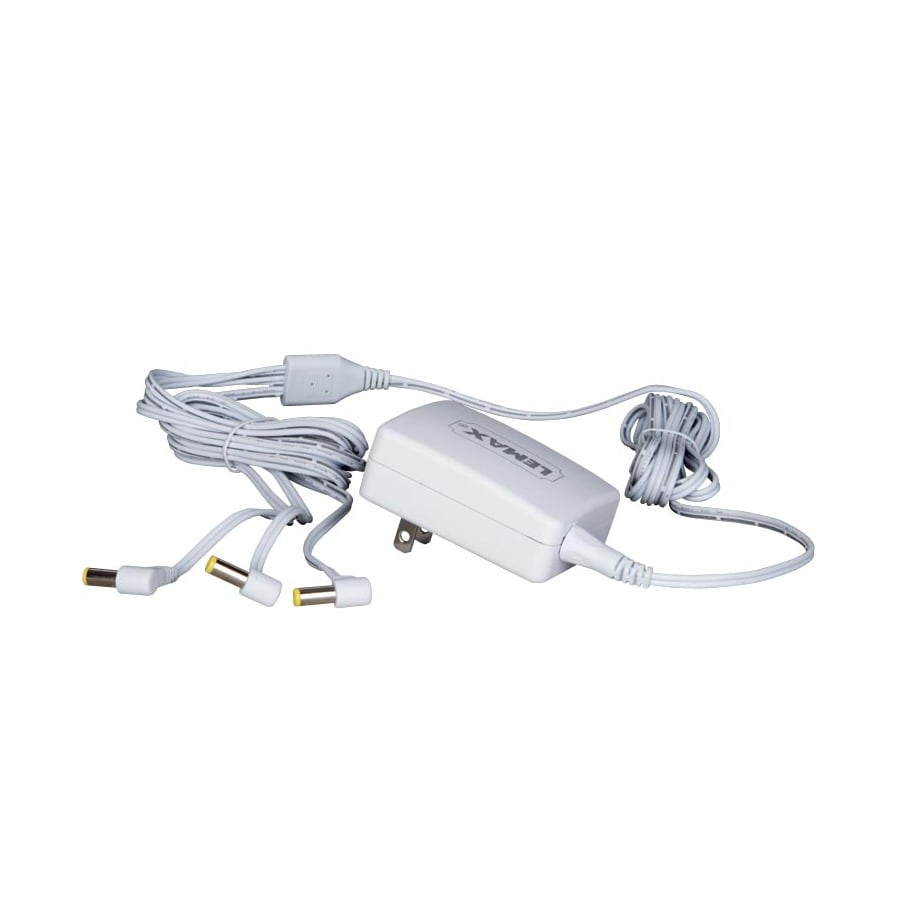 Carole Towne 2.67-ft 3-Outlet Power Adapter