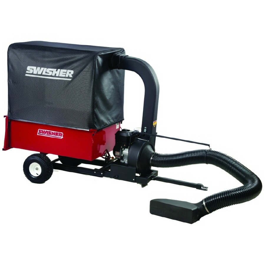 Shop Swisher 37 Cu Ft Tow Behind Lawn Vacuum At