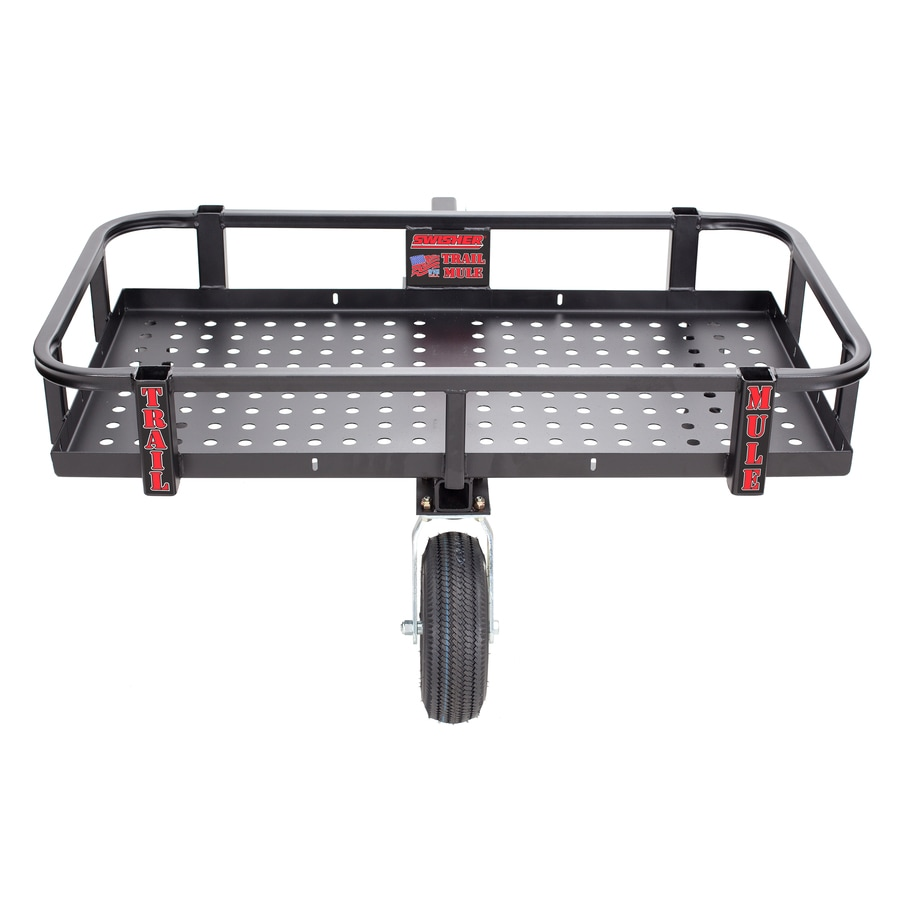 Swisher 3.71-ft x 4.125-ft Steel Utility Trailer