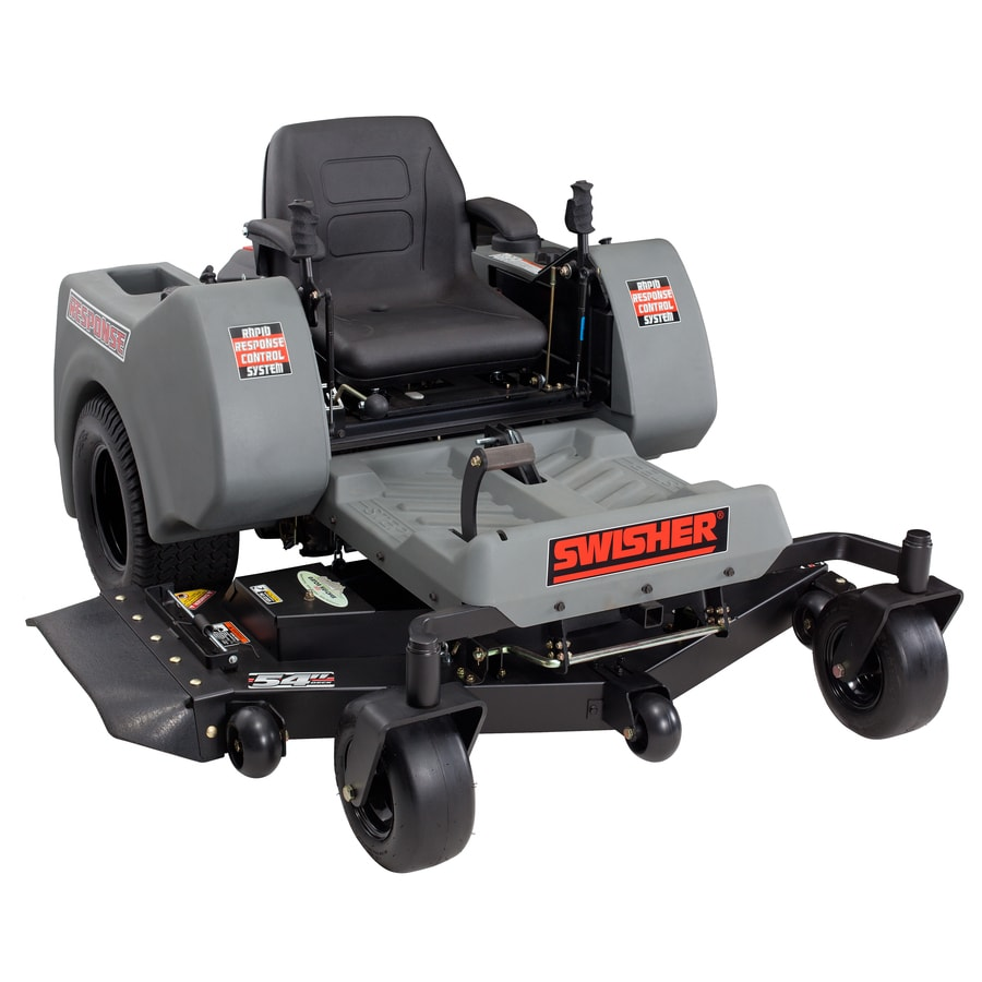 Swisher Response 24-HP V-Twin Dual Hydrostatic 54-in Zero-Turn Lawn Mower