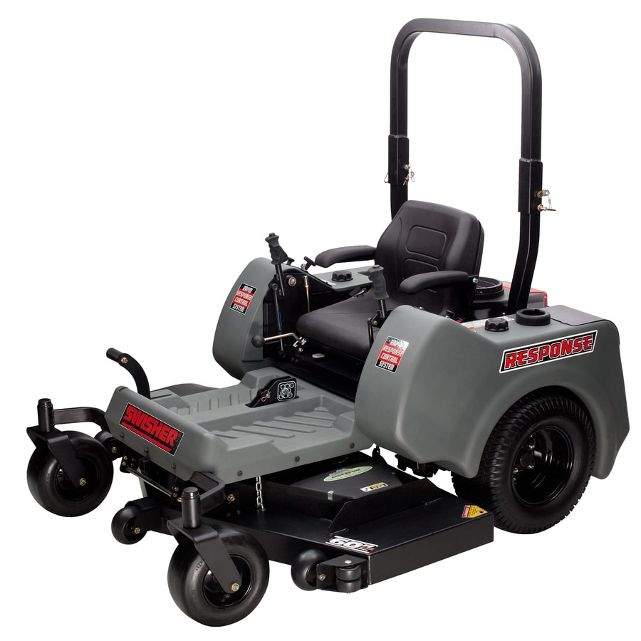 Swisher Response 24-HP V-Twin Dual Hydrostatic 60-in Zero-Turn Lawn Mower (CARB)