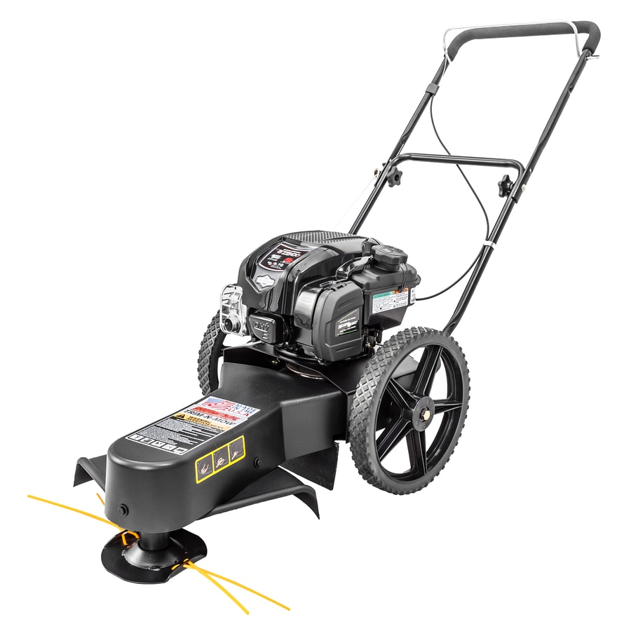 Shop Swisher 163 Cc 22 In String Trimmer Mower At Lowes Com