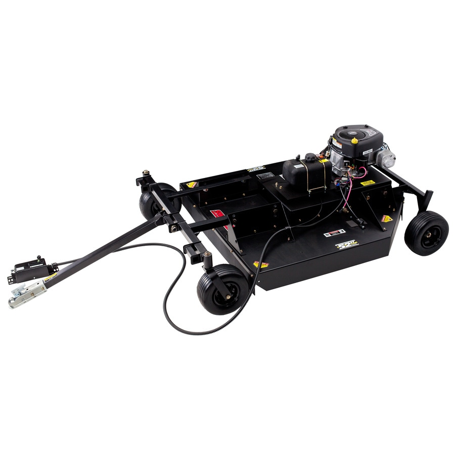 Swisher 18.5-HP 52-in Roughcut Tow Behind Trailcutter