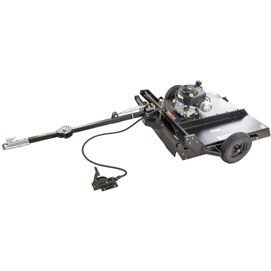 Swisher 44-in 11.5-HP Roughcut Tow-Behind Trailcutter
