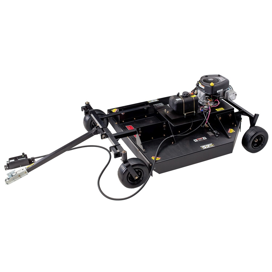 Swisher 52-in 17.5-HP Roughcut Tow-Behind Trailcutter California Compliant