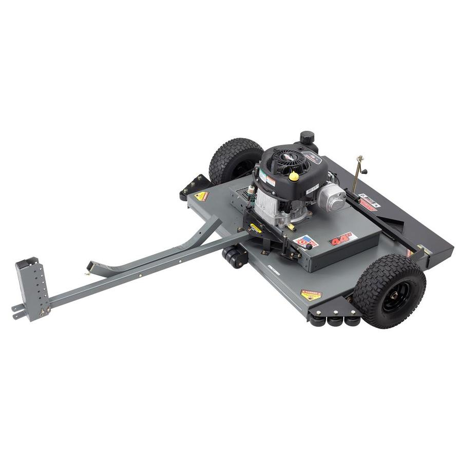 Swisher 44-in 10.5-HP Finish Cut Tow-behind Trail Cutter California Air Resources Board Compliant