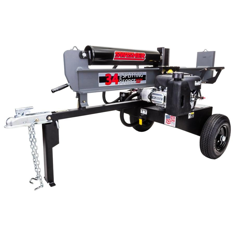 Swisher 34-Ton Gas Log Splitter